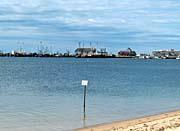 Brandie Newmon Provincetown Harbor, Cape Cod Massachusetts