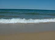Brandie Newmon Race Point Beach in Provincetown Massachusetts