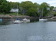 Brandie Newmon Fishing Boats in Ogunquit, Maine