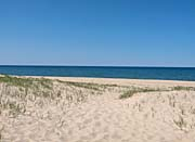 Brandie Newmon Sandy Beach in Provincetown Massachusetts