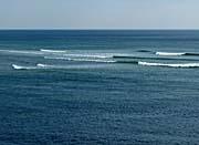 Brandie Newmon Ocean Waves in Ogunquit, Maine