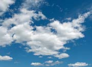Brandie Newmon Cloudy Summer Day canvas prints