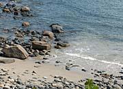 Brandie Newmon Coastline in Ogunquit, Maine
