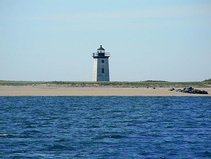 Brandie Newmon Wood End Lighthouse Provincetown, Massachusetts stretched canvas art print