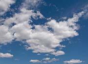 Brandie Newmon Clouds Over Easthampton, MA