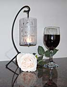 Brandie Newmon Wine, Rose, and Candlelight