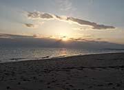 Brandie Newmon Ocean Sunset