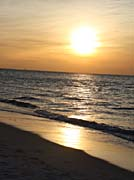 Kim O'Leary Photography Sunset at Mayflower Beach, Cape Cod
