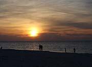 Kim O'Leary Photography Sunset Walk