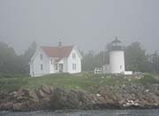 Kim O'Leary Photography Curtis Island Lighthouse, Camden Maine