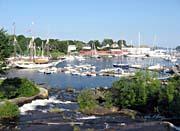 Kim O'Leary Photography Camden Harbor, Camden Maine