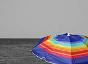 Kim O'Leary Photography Colorfull Umbrella