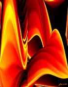 Lora Ashley Dancing Flames