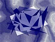 Lora Ashley Fragments Unite (Blue)