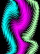 Lora Ashley Dancing Rays canvas prints