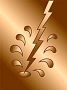 Lora Ashley Electric Splash