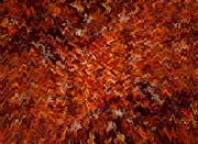 Lora Ashley Autumn Abstract Tapestry