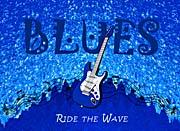 Lora Ashley Blues Guitar