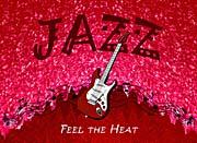 Lora Ashley Red Hot Jazz Guitar