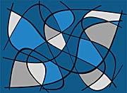 Lora Ashley Contemporary canvas prints