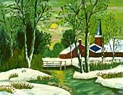 Lela Reagan Little Church in the Woods