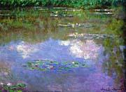 Claude Monet The Cloud canvas prints