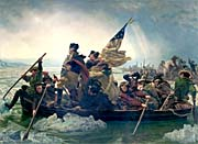Emanuel Leutze Washington Crossing the Delaware
