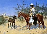 Frederic Remington The Sentinel