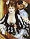 Pierre-Auguste Renoir Painting - La Loge