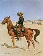Frederic Remington The Puncher