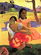 Paul Gauguin When Will You Marry canvas prints