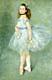 Pierre-Auguste Renoir Painting - The Dancer