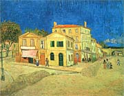 Vincent Van Gogh Vincents House In Arles canvas prints