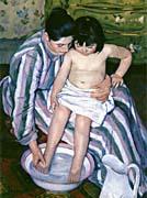 Mary Cassatt The Bath canvas prints