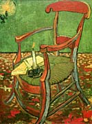 Vincent Van Gogh Paul Gauguin's Armchair
