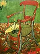 Vincent Van Gogh Paul Gauguin's Armchair