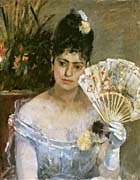 Berthe Morisot At the Ball