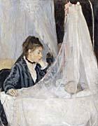 Berthe Morisot The Cradle canvas prints