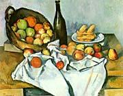 Paul Cezanne Basket of Apples