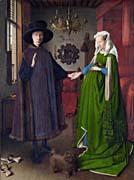 Jan van Eyck The Arnolfini Wedding Portrait