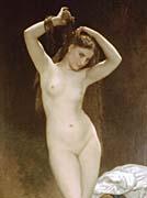 William Bouguereau Bather