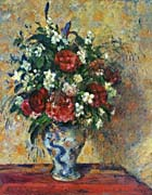 Camille Pissarro Vase of Flowers