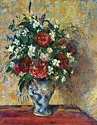 Camille Pissarro Vase Of Flowers canvas prints