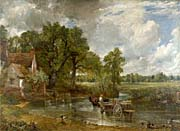 John Constable The Hay Wain canvas prints