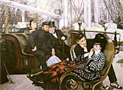 James Tissot The Last Evening