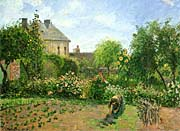 Camille Pissarro The Artist