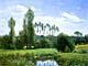 Claude Monet Prints - View from Rouelles