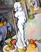 Paul Cezanne Still Life With Plaster Cast canvas prints
