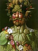 Giuseppe Arcimboldo Vertumnus canvas prints