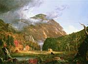 Thomas Cole The Notch Of The White Mountains canvas prints
